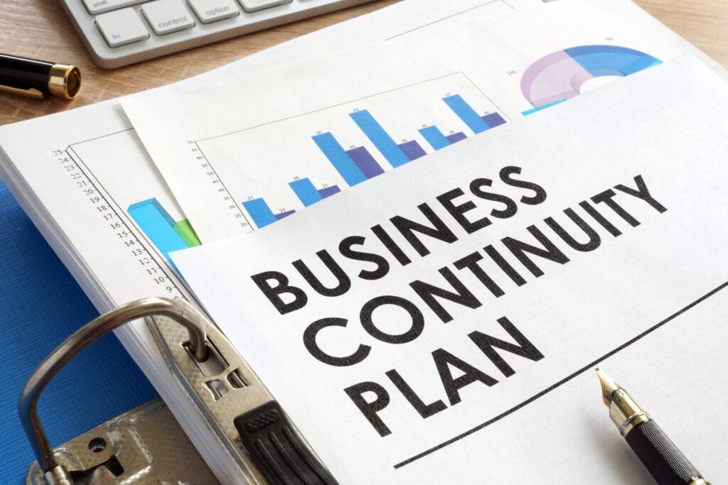 piano di business continuity