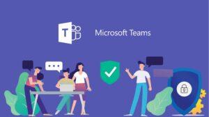 illustrazione teams di microsoft